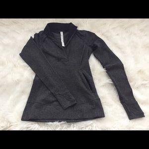 NWOT- Lululemon Herringbone Sweater-Size 6